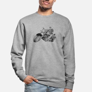 Chopper chopper - Sweat-shirt Unisexe