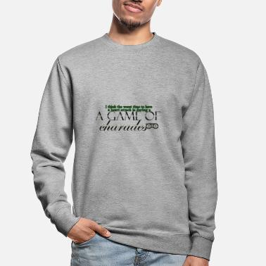 Charade Game of Charades 53 G - Unisex Sweatshirt