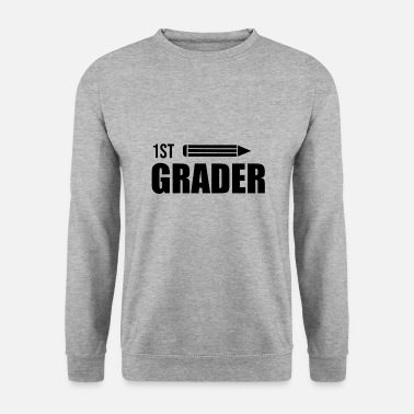 First Graders first grader - Men's Sweatshirt