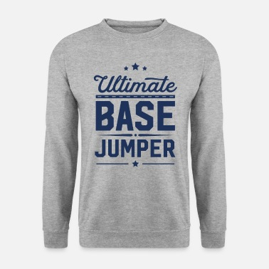 Base Base Jumper Base Jumper Base Jumper Base Jumper - Men's Sweatshirt