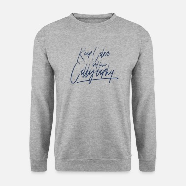 Calligraphique calligraphie - Sweat-shirt Unisex