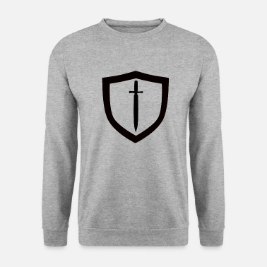 Wingtsun shield and sword - Unisex Sweatshirt