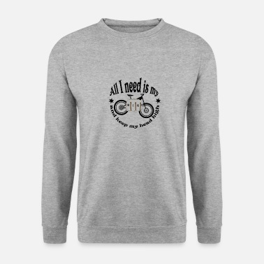 Faust All i need is keep my Head high - Unisex Pullover