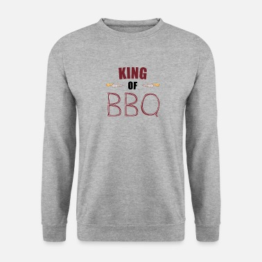 Roi Du Barbecue Roi du barbecue - Sweat-shirt Homme