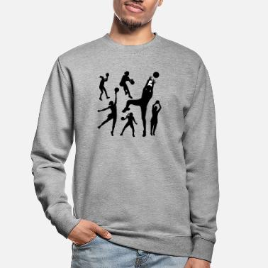 Balsport balsporten - Unisex sweater