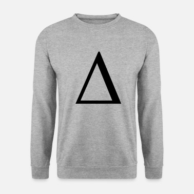 Alpha delta greek - Men's Sweatshirt