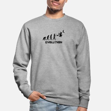 Evolution evolution - Sweatshirt unisex