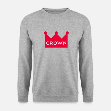 Couronne Couronne couronne - Sweat-shirt Homme