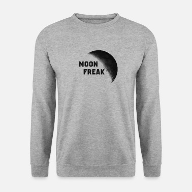 Freak Moon Freak ... Moon Freak - Felpa uomo