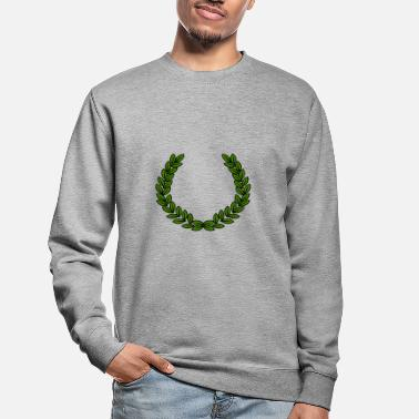 Laurel Wreath laurel wreath - Unisex Sweatshirt