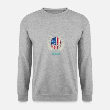 Patriote Patriots USA Patriots Day - Sweat-shirt Homme