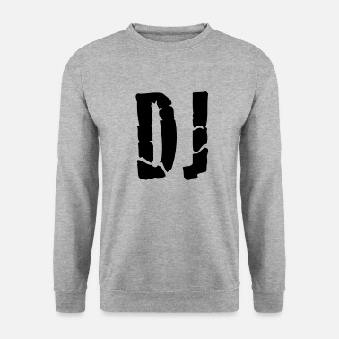 Inofficial dj - Sweat-shirt Unisex