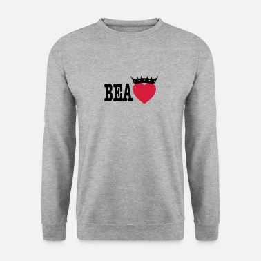 I Love I love Bea / I love beatrix - Sweat-shirt Homme