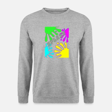 Splash Splash - Men's Sweatshirt