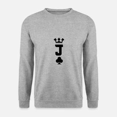 Partner Partner Look King Queen Bube Gift - Men's Sweatshirt
