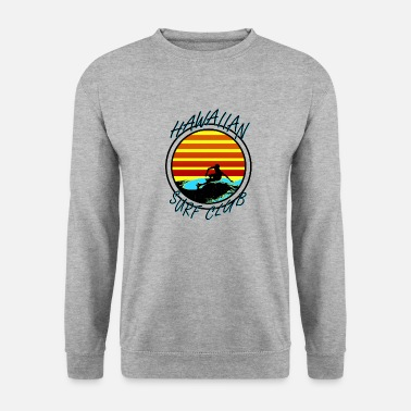 Hawaiian Hawaiian Surf Club - Felpa unisex