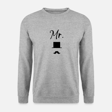 Wedding Mr. Wedding - Sweatshirt mænd