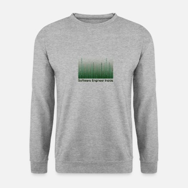 Programming Get the program - Unisex Sweatshirt