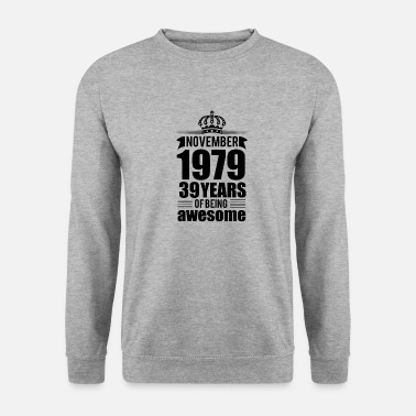 Vintage supplies ,classic, vintage, thanksgiving, Novembe - Men's Sweatshirt