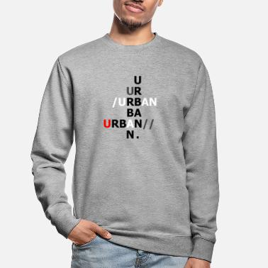 Urban URBAN - Sweat-shirt Unisexe