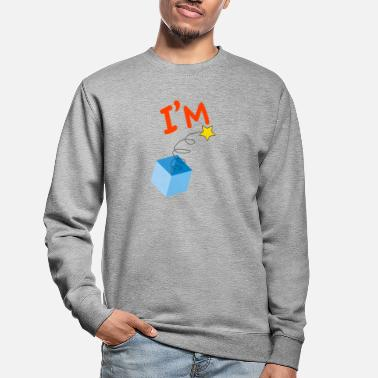 Surprise Je suis une surprise - Sweat-shirt Unisexe