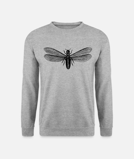 Bumble Bee Hoodies & Sweatshirts - Insect - Unisex Sweatshirt salt & pepper