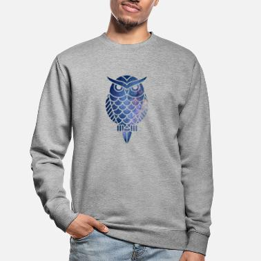 Hibou - Sweat-shirt Unisexe