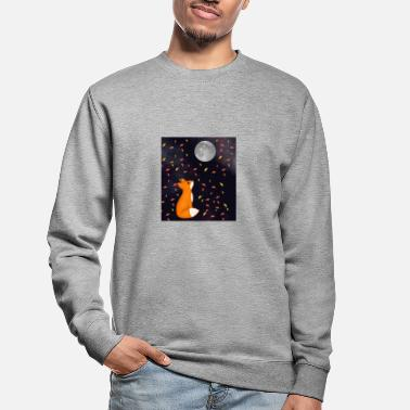 Dream Underwear A fox's dream - Unisex Sweatshirt