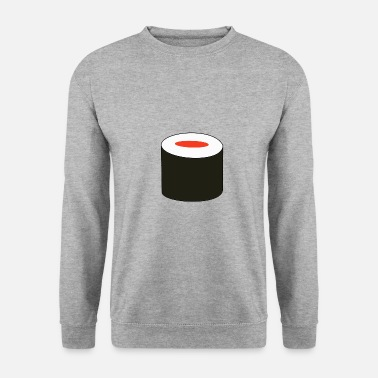 Asiatique Sushi japon kawaii cuisine japonaise design - Sweat-shirt Unisexe