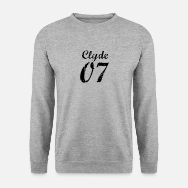 Bonnie Bonnie and Clyde - Juillet - Vintage - Sweat-shirt Unisex