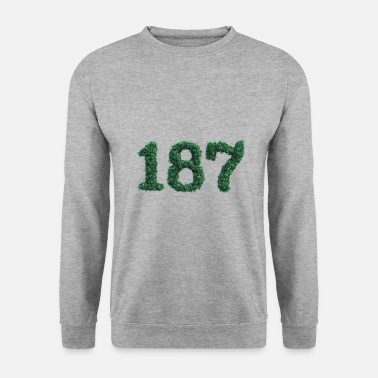 Kick Onkruid 187 - Unisex sweater