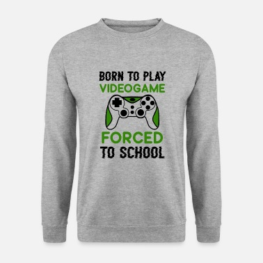 Gamer Gamer Shirt For Teen Boys Videogame Love - Unisex Sweatshirt