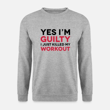 Workout Workout - Unisex sweater