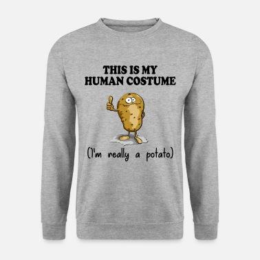 NICE Buns Unisexe Sweat à Capuche Sweat-shirt Funny lapin de Pâques cadeau