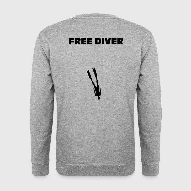 FREE DIVER - Sweat-shirt Homme