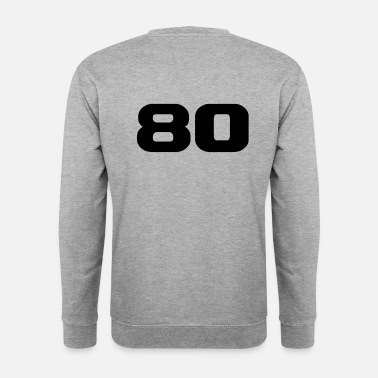 80 S 80 - Sweat-shirt Homme