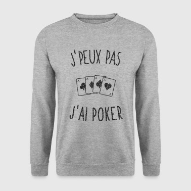 jppj poker 1c  - Sweat-shirt Homme