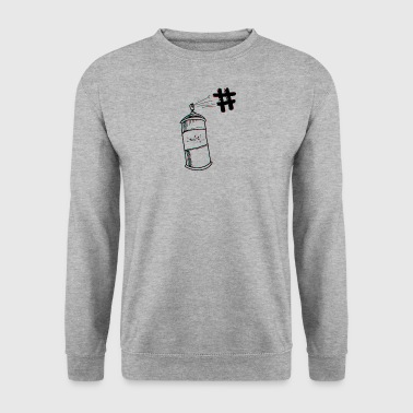 spray - Men's Sweatshirt