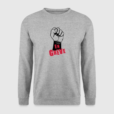 en greve point leve 0 - Sweat-shirt Homme