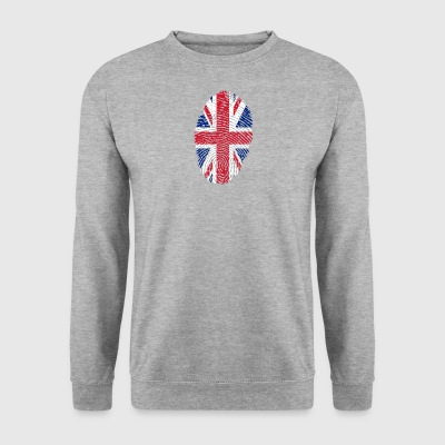 united kingdom ID - Men's Sweatshirt