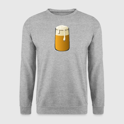 bier - Mannen sweater