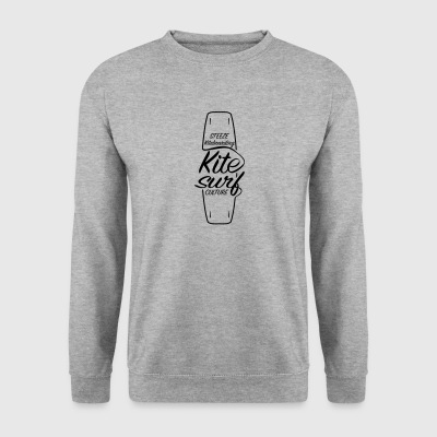 Kitesurf Culture Board Design - Men's Sweatshirt