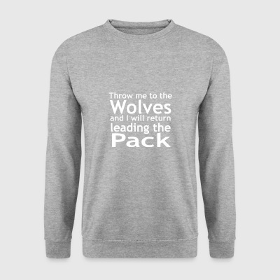 Wolves - Men's Sweatshirt