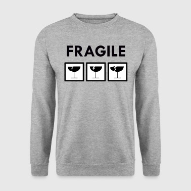 fragile - Men's Sweatshirt
