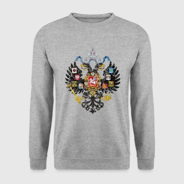 Armoiries de l'Empire russe - Sweat-shirt Homme