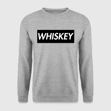 WHISKY - Herre sweater