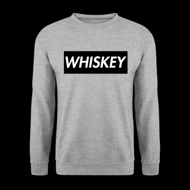 WHISKY - Sweat-shirt Homme