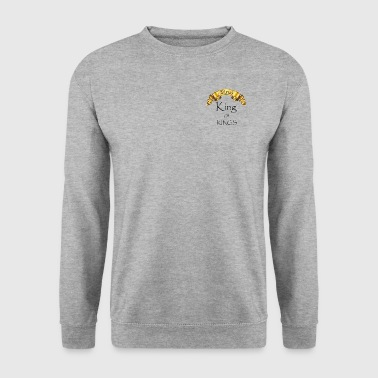 Jesus King of Kings - Mannen sweater