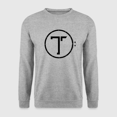 TK_Logo BLACK - Sweat-shirt Homme