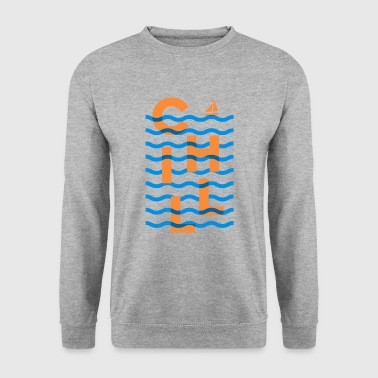 Summer Chill - Men's Sweatshirt